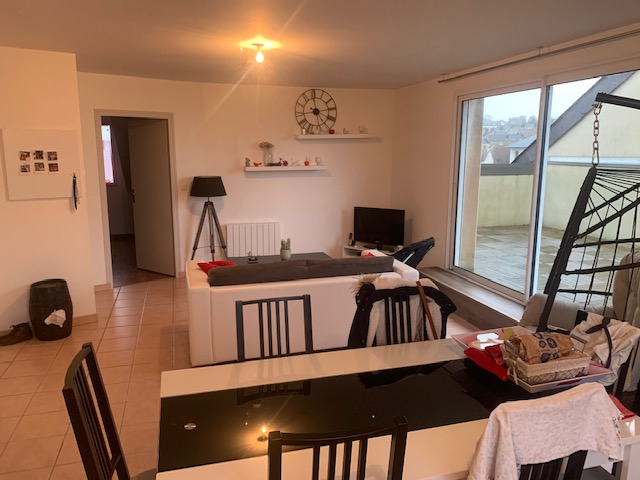 Appartement Saint Renan 2 pièces 48 m2