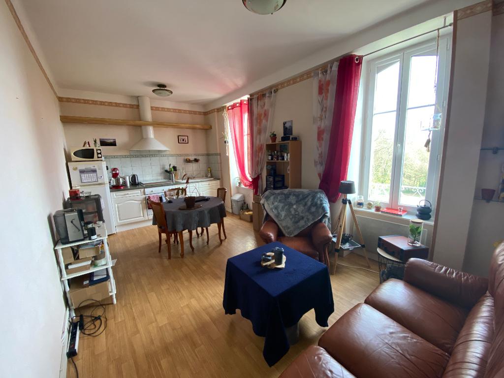Appartement de 34 m² vue mer