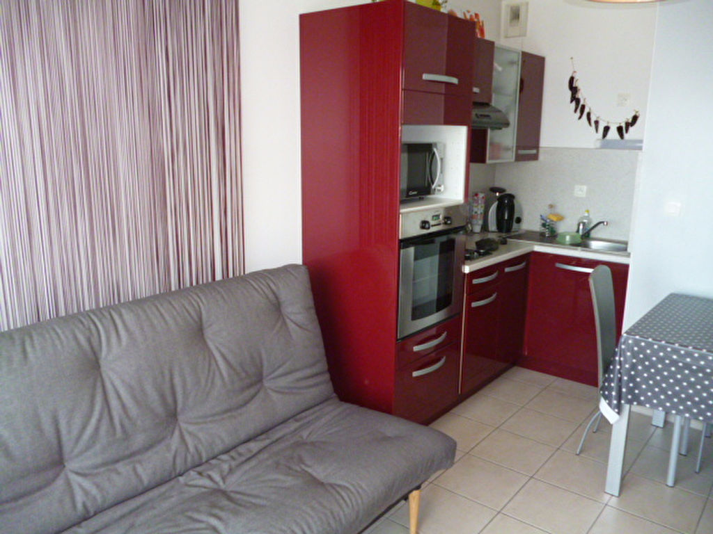 A louer La Rochelle/Les Minimes studio bis meublé étudiant