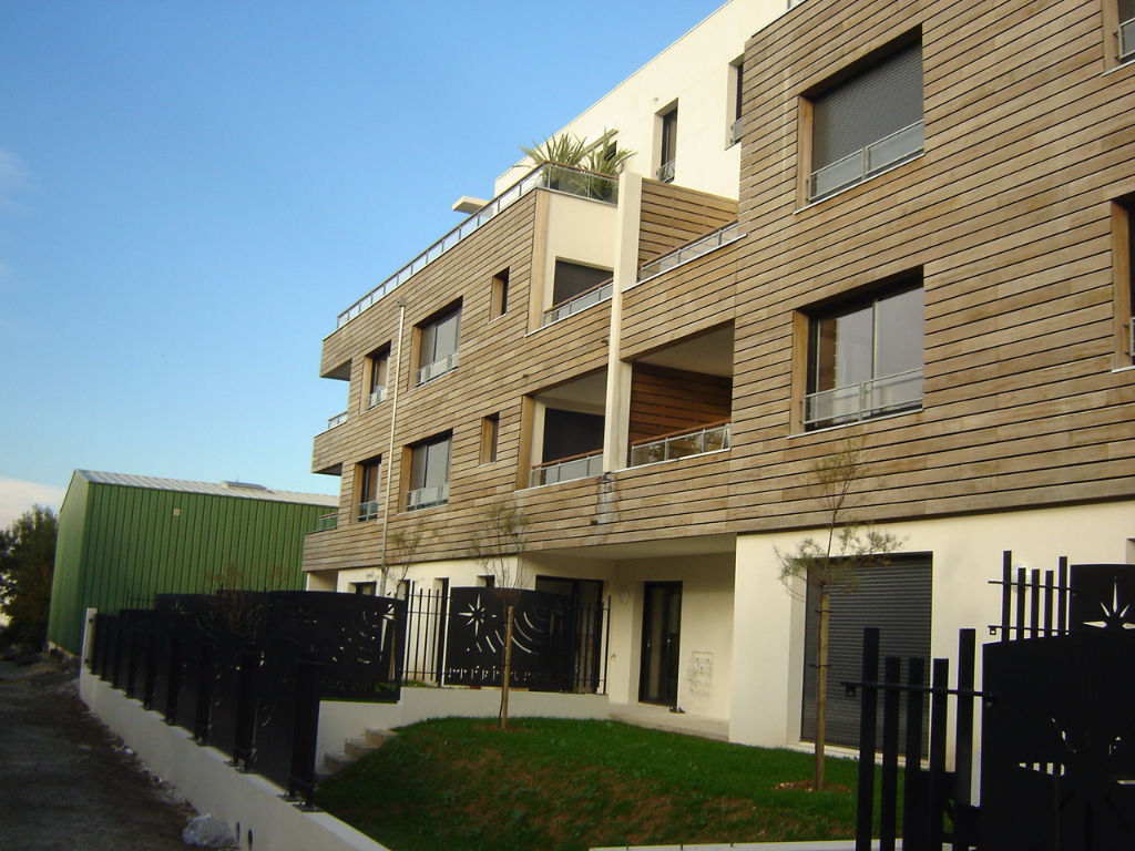 Type 2 de 39.1m² dans une résidence de bon standing La Rochelle