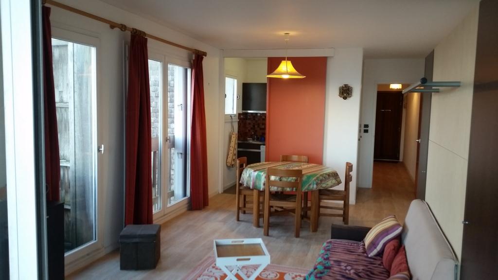 T2  meublé  La Rochelle Minimes