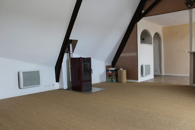 A LOUER Appartement Sion les Mines 1 pièce - 40 m2