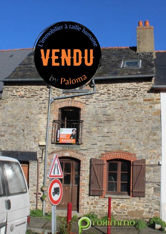 Maison de bourg à rénover PLECHATEL - ILLE ET VILAINE - BRETAGNE