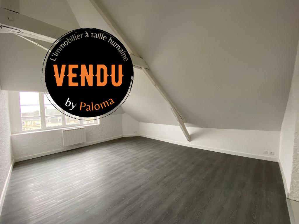 A VENDRE APPARTEMENT ENV 49 m² au sol CENTRE BAIN DE BRETAGNE ILLE ET VILAINE
