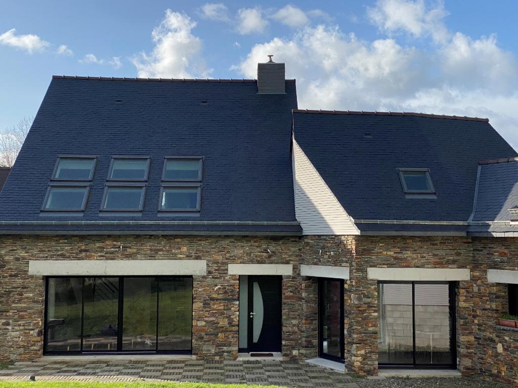 A VENDRE MAISON 190 m² habitable - 216 m² au sol - Garage 60 m² - 7 min de Bain de Bretagne - Ille et Vilaine
