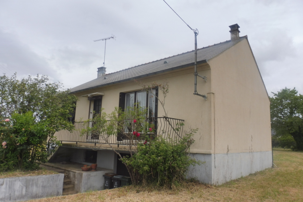 A VENDRE MAISON GUIPRY-MESSAC 35480 ILLE ET VILAINE BRETAGNE Maison Guipry Messac 66 m2