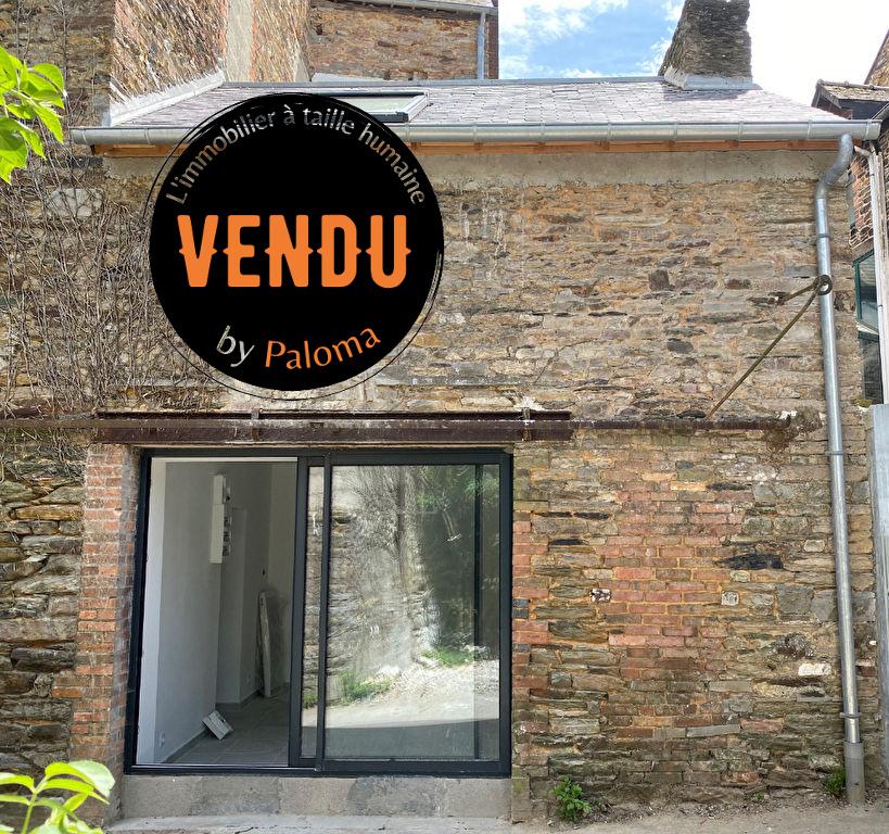 A vendre Appartement T2 DUPLEX - 34.93 m² (46.76 m² au sol) hyper centre Bain de Bretagne Ille et vilaine