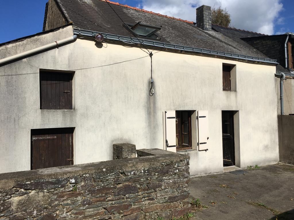 Maison Saint Dolay 3 pièce(s)  à rénover