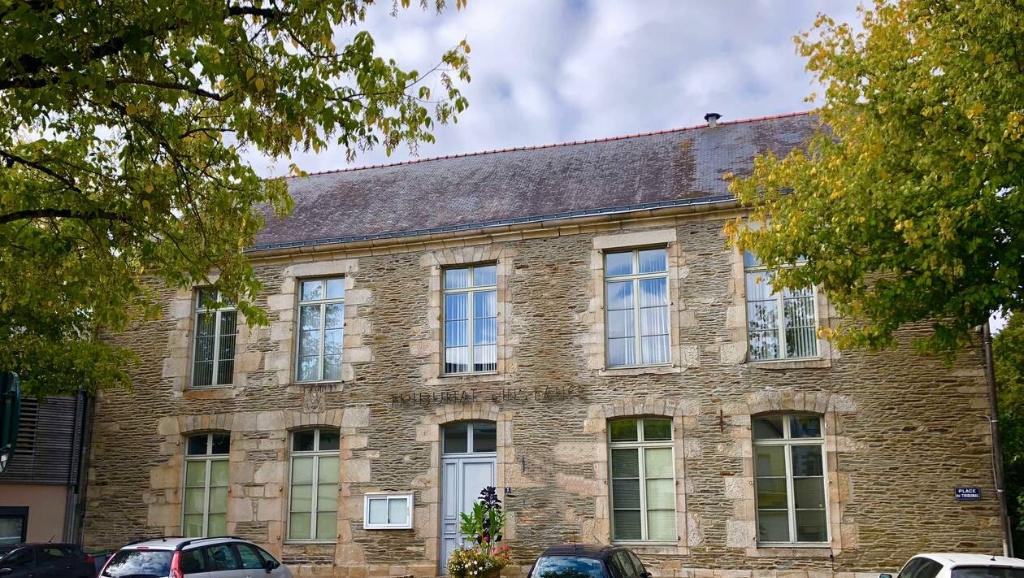 Local ancien tribunal Ploermel