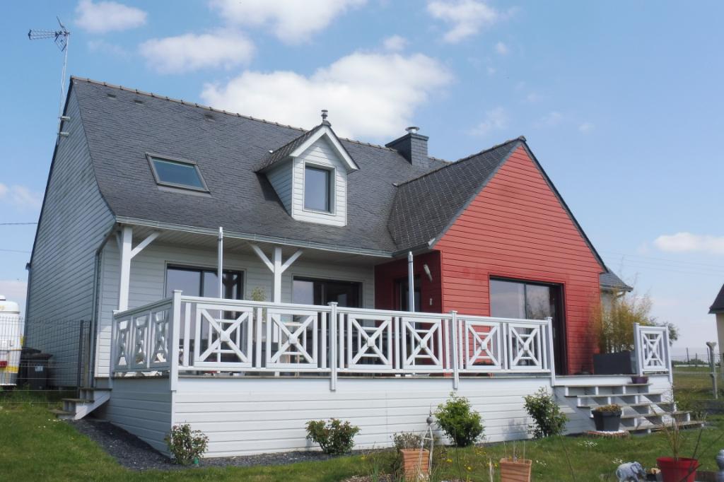A vendre Maison Ossature bois 127 m² hab GUIPRY-MESSAC 35480 ILLE ET VILAINE BRETAGNE