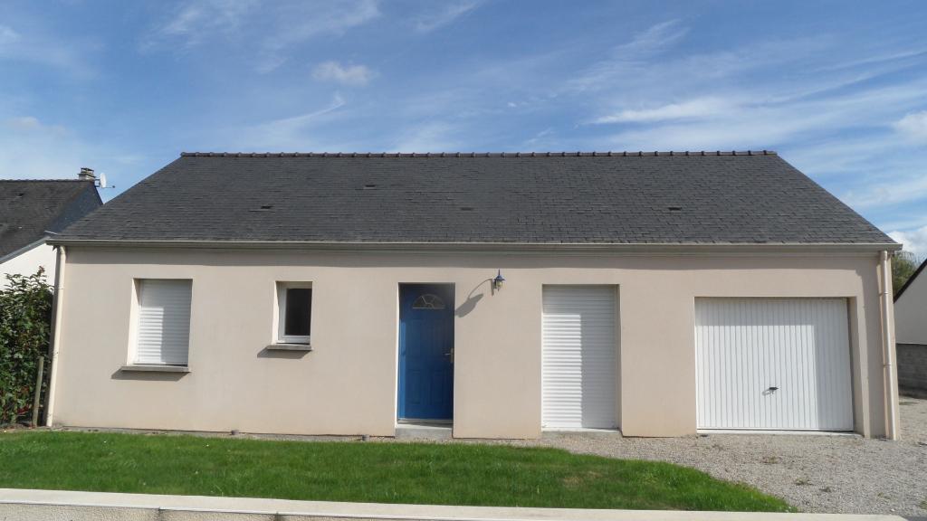 Maison plain pied Saint Mars du Désert