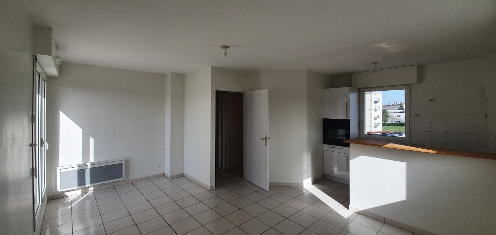 Appartement Nantes - 2 pièce(s) - 43 m2