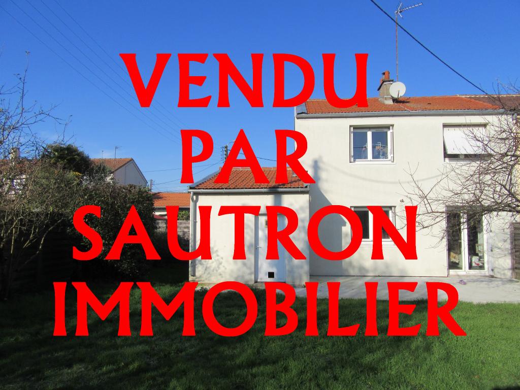 Maison Saint Herblain 4 pièce(s) 83 m2