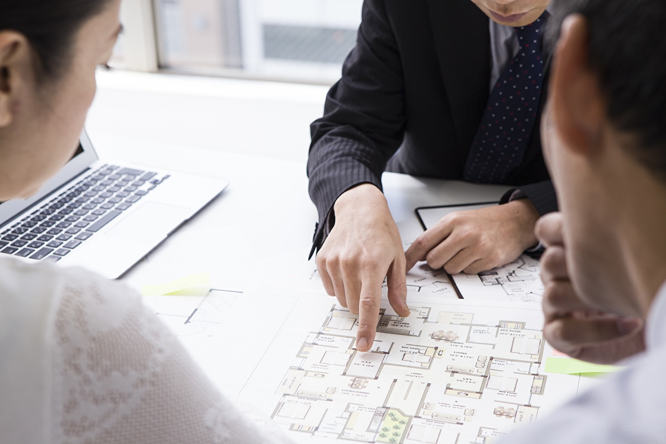 La gestion locative d'un bien dans notre agence immobilière