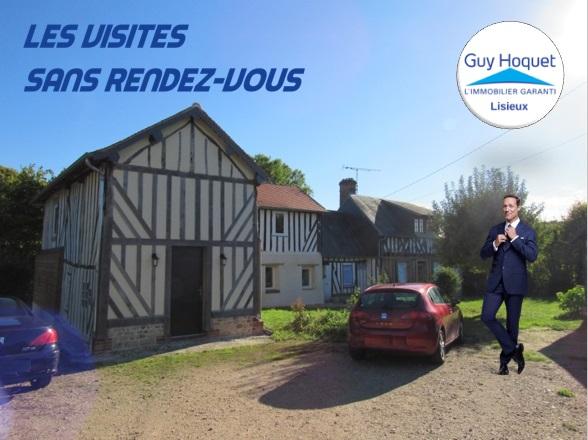 L'agence immobilière Guy Hoquet de Lisieux organise des 'visites sans rendez-vous' pour la vente de votre bien !
