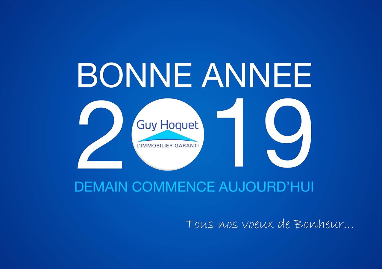 Nos  meilleurs voeux pour 2019!