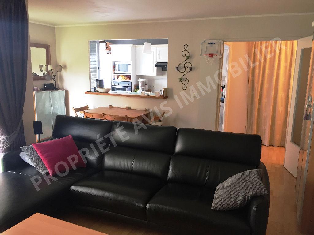 Appartement Saint Ouen L Aumone 3 pièce(s) 60.71 m2 photo 1