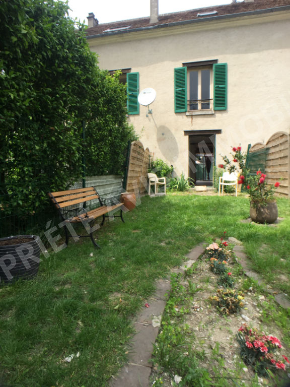 Appartement Bessancourt 1 pièce 28m2 + Jardin photo 1