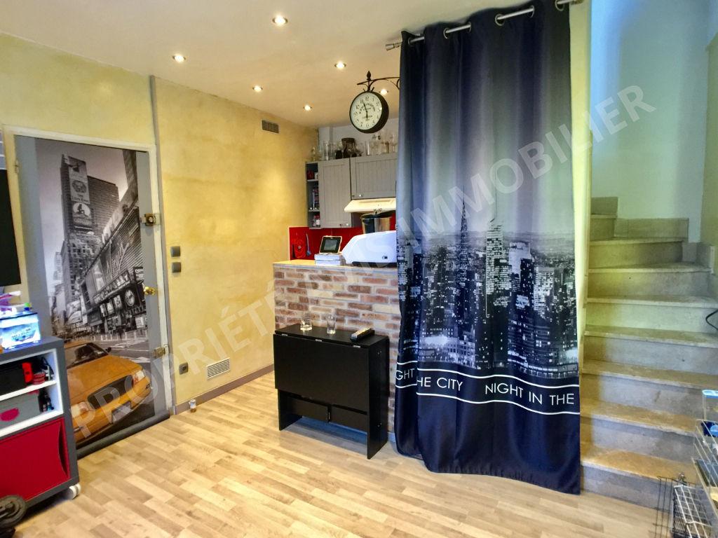 Appartement  2 pièce(s) 27.5 m2 photo 2