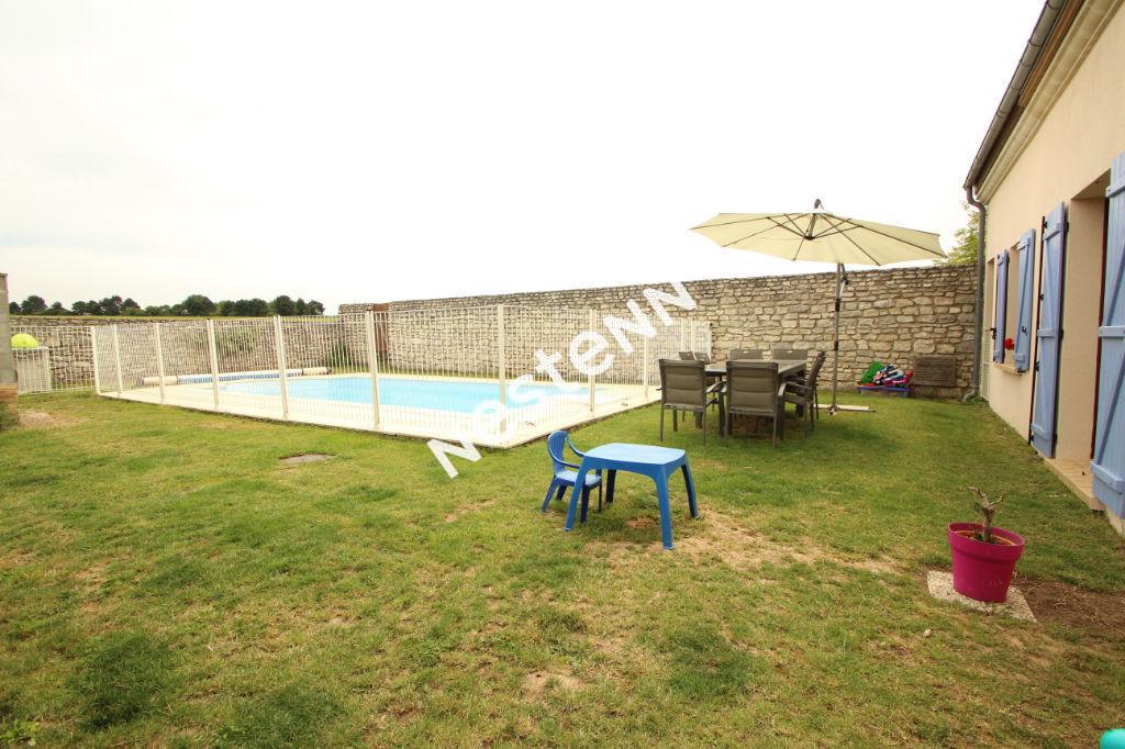 Maison Omerville 7 pièce(s) 125.25 m2 photo 1