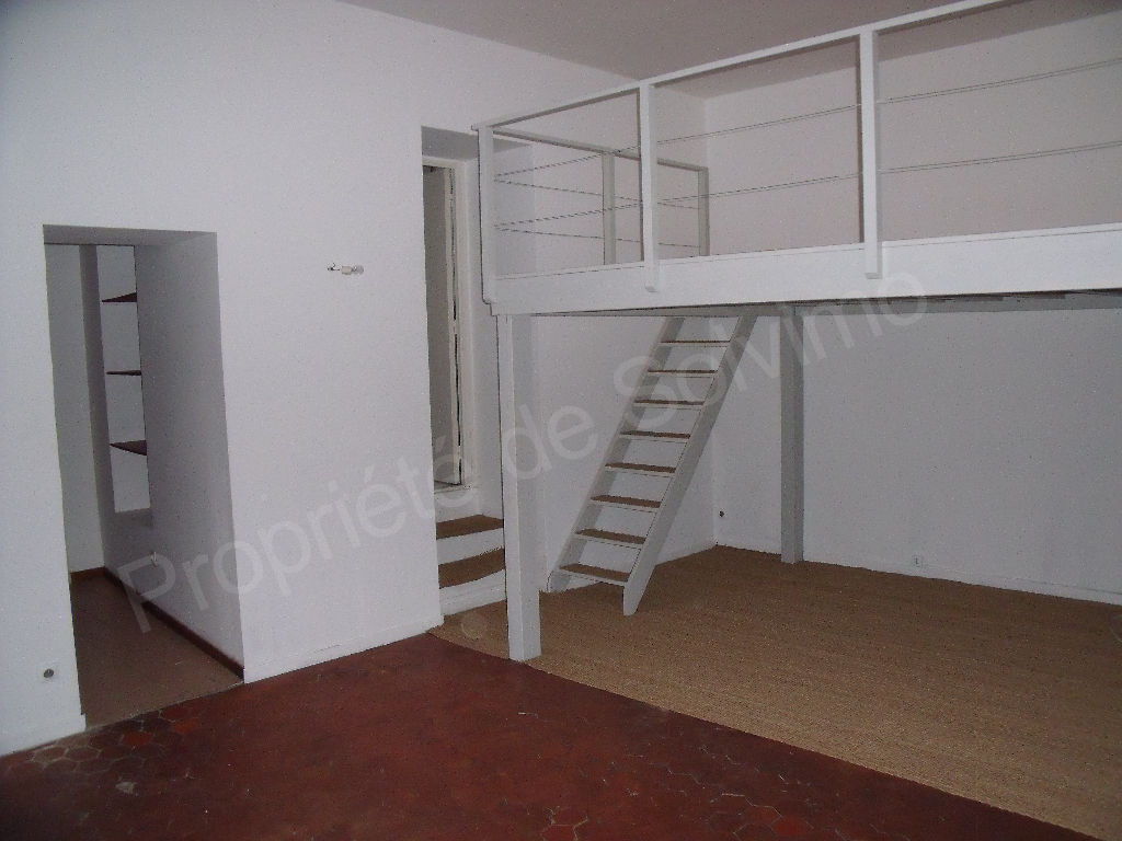 APT, STUDIO DE 46 M² AVEC MEZZANINE photo 1