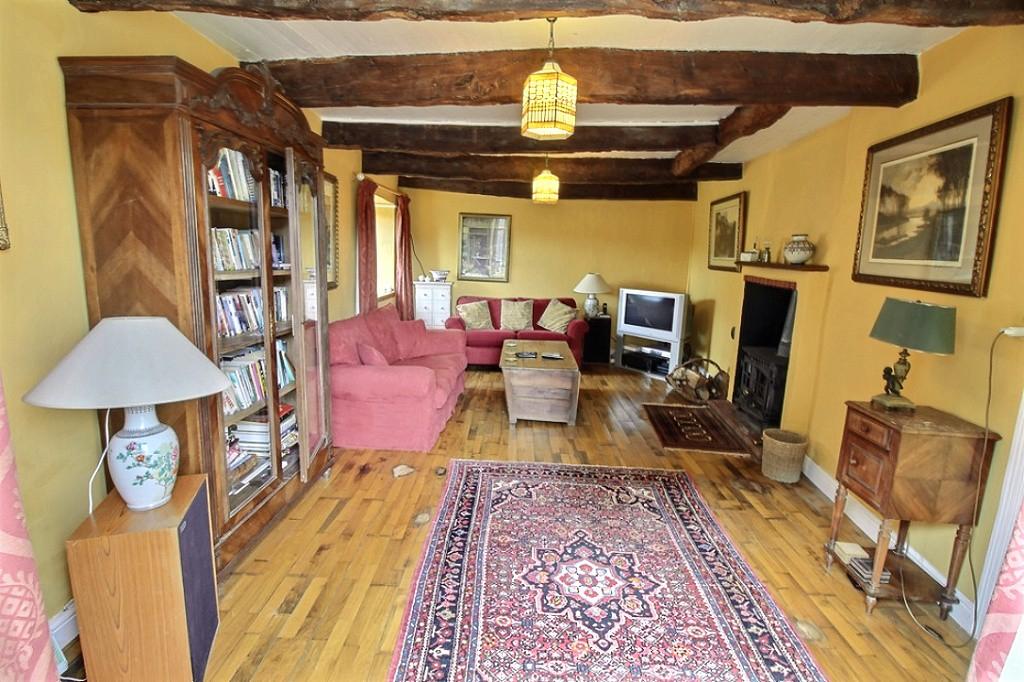 Maison + Gîte et atelier en pierre à vendre à 15 mn de Dinan photo 1
