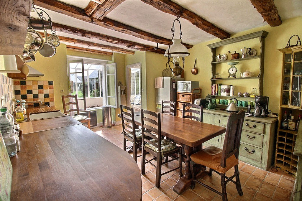 Maison + Gîte et atelier en pierre à vendre à 15 mn de Dinan photo 2