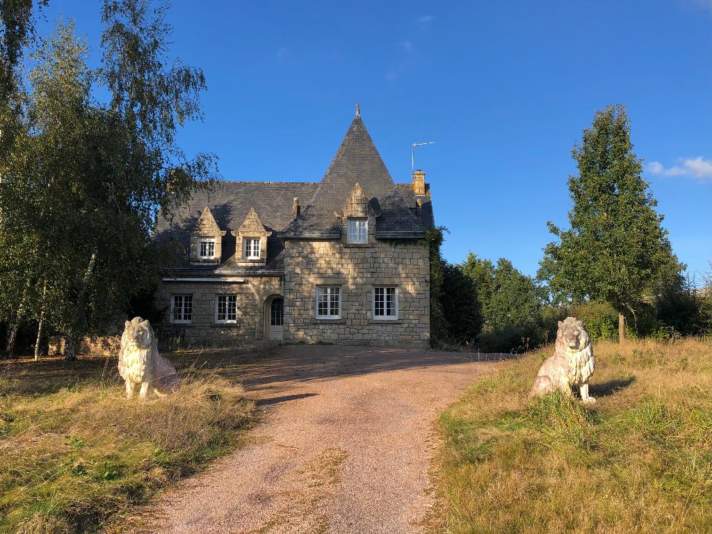 20 minutes de DINAN- Au coeur d'un bourg , belle maison à vendre ! photo 1
