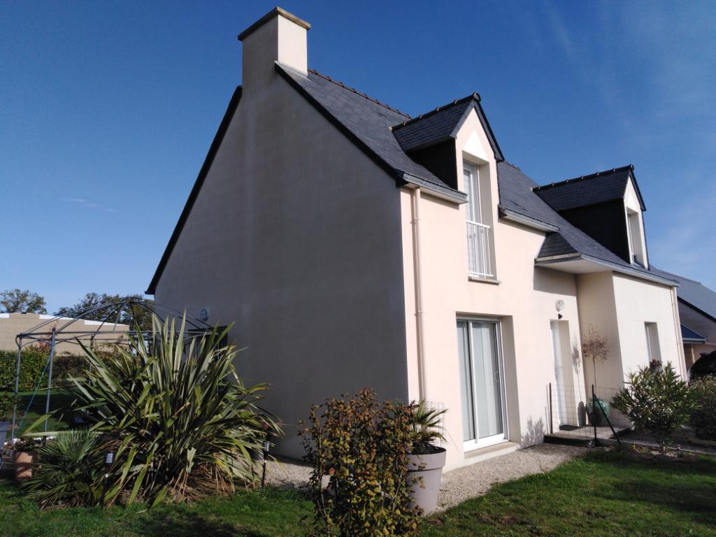 Taden, 3mn de Dinan belle maison contemporaine à vendre et grand terrain d'environ 660m² photo 1