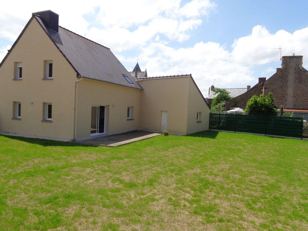Proche Lanvallay jolie maison contemporaine 4 chambres à vendre photo 1