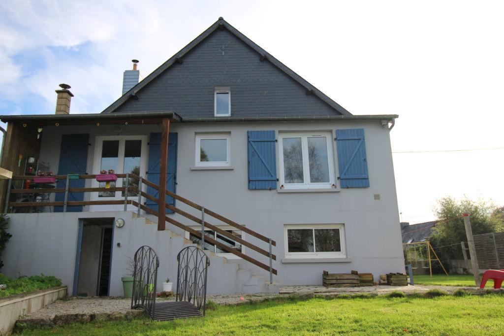 10mn de Dinan Tres belle maison traditionnelle 4 chambres a vendre!