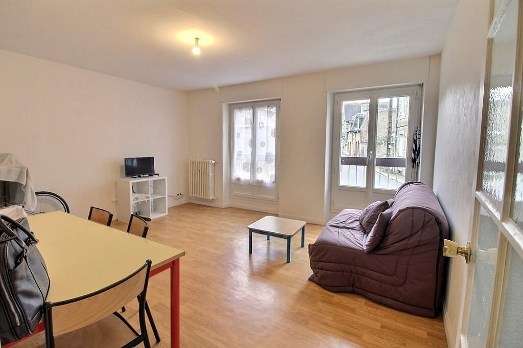 A vendre Dinan  - Quartier de la Gare - Appartement 3 pièces avec stationnement privatif ! photo 1