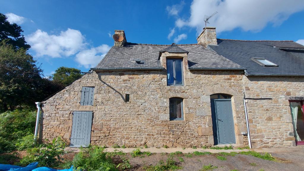 Maison de pays à rénover 10mn de Dinan Axe St Malo / St Brieuc photo 1