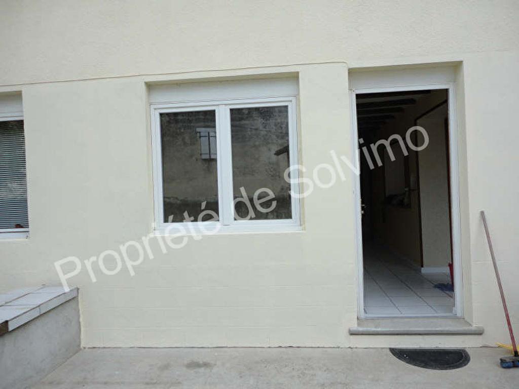 Appartement T2 en RDC avec extérieur à Loriol photo 1