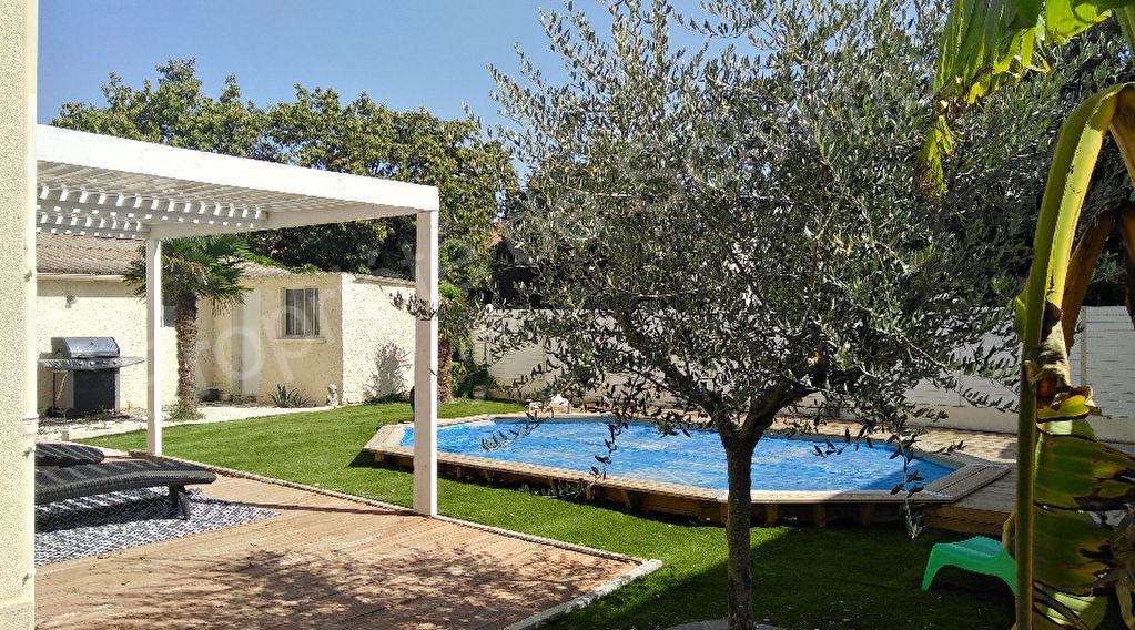 EXCLUSIVITE - Maison Portes Les Valence, jardin, piscine photo 1