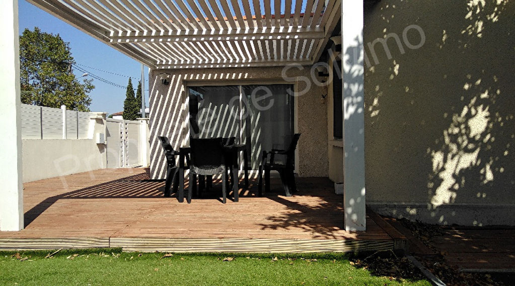 EXCLUSIVITE - Maison Portes Les Valence, jardin, piscine photo 2
