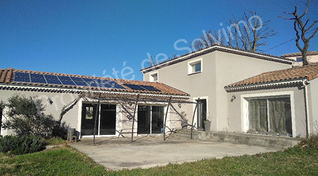 EXCLUSIVITE - VILLA 271 M² SUR COTEAUX LORIOL photo 1