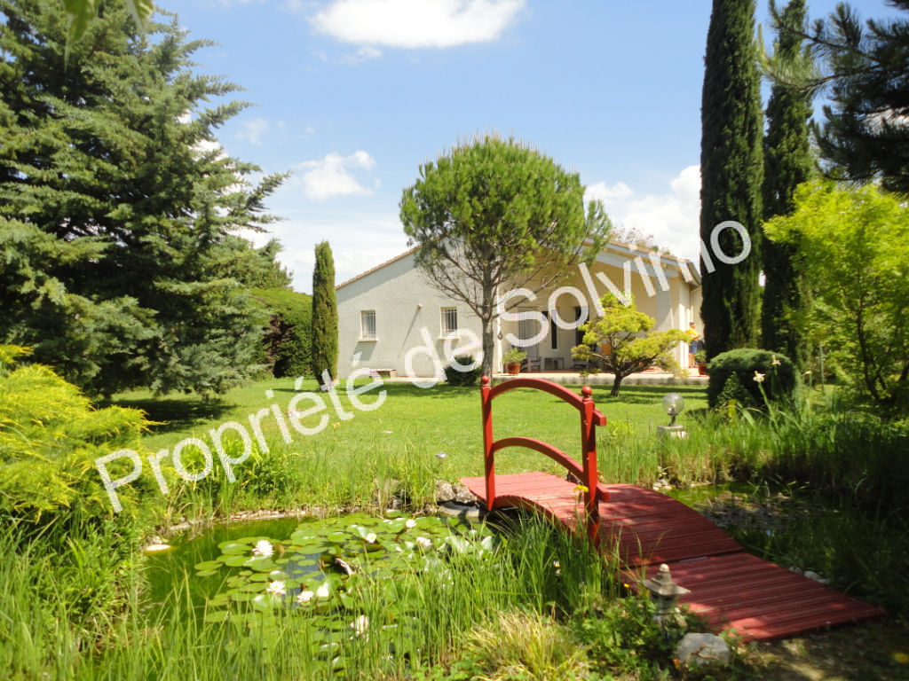 EXCLUSIVITE - VILLA SUR 1161 M² DE TERRAIN photo 2