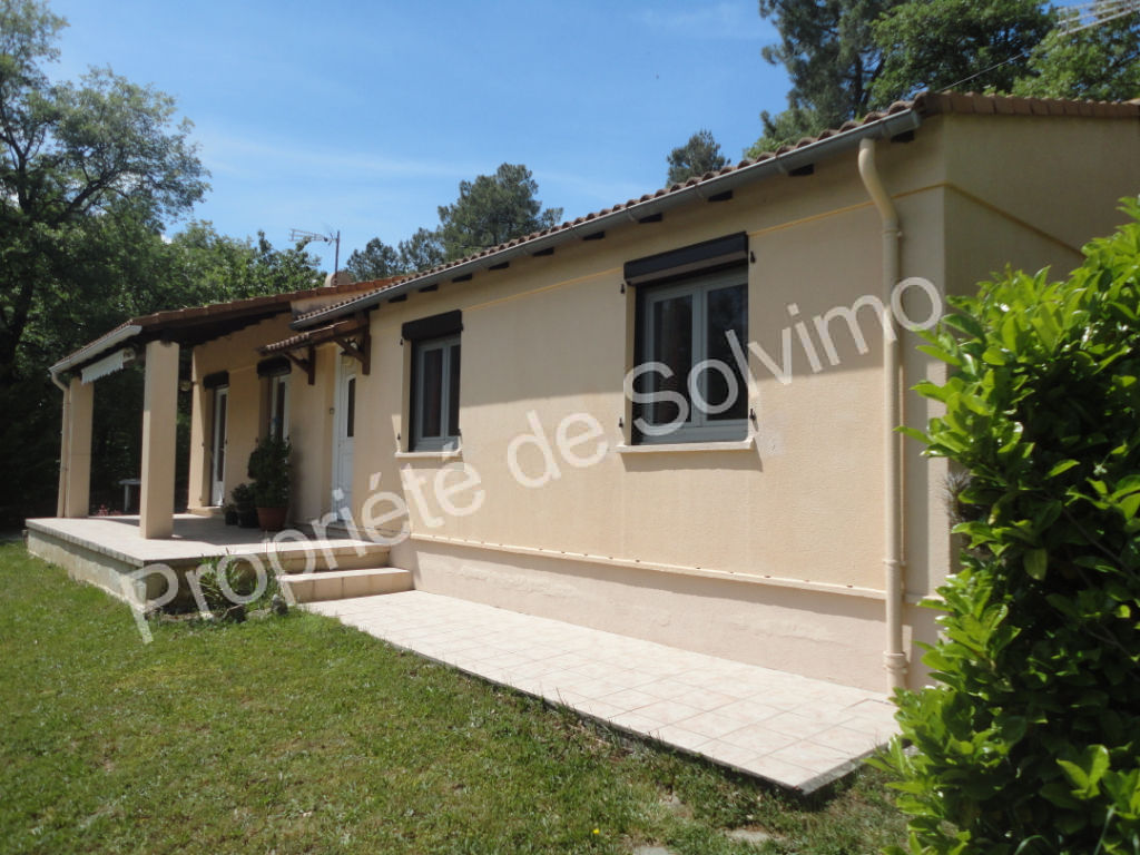 EXCLUSIVITE -Maison à Lyas 4 pièce(s) au calme photo 1