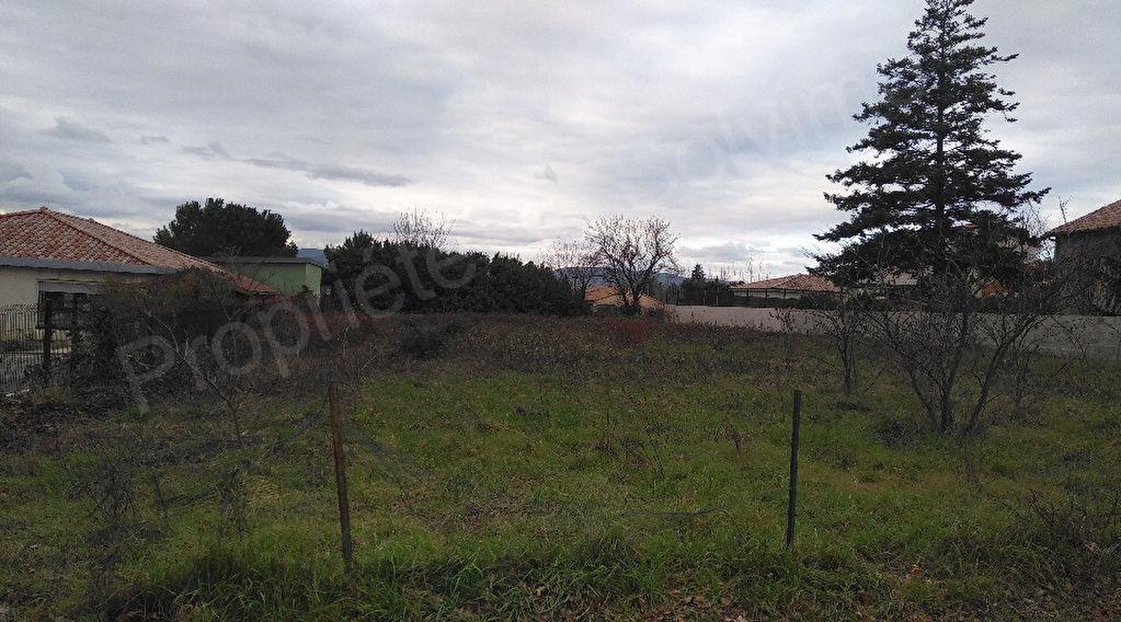 Terrain Livron Sur Drome 1738 m2 photo 2