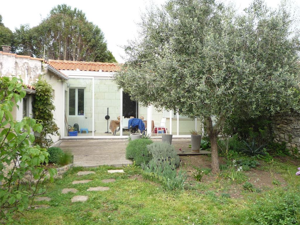 Maison Faubourg Rochefort avec Garage - 5 pièce(s) - 130 m2 photo 1