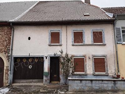 Coup de coeur immobilier 57560 SAINT QUIRIN