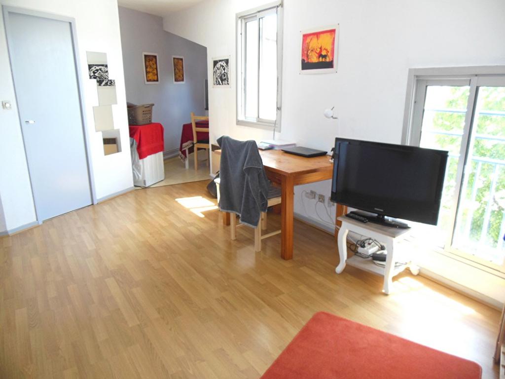 Toulouse Rangueil 31400 proche métro - Appartement T1bis 32.36m² -parking sous sol photo 1