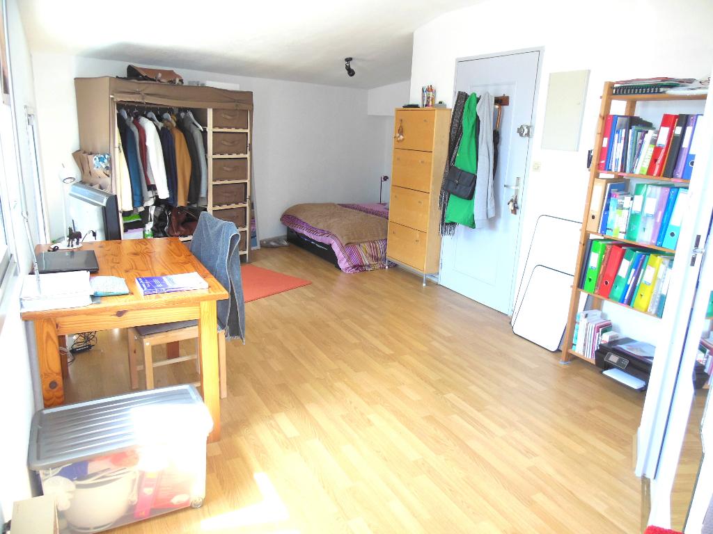 Toulouse Rangueil 31400 proche métro - Appartement T1bis 32.36m² -parking sous sol photo 2