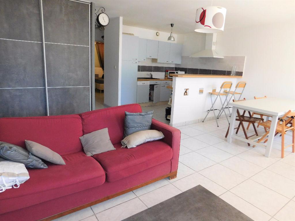 Toulouse BALMA 31130 Appartement T3 meublé de 60.23 avec terrasse et cellier proche du métro photo 1