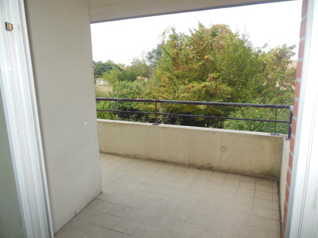 Toulouse 31200 Proche Métro Borderouge Au Pied du Jardin Muséum et Parc de la maourine T3  très bien agencé de 61.65m²  Agréable terrasse de 7.30m² parking en sous sol photo 1