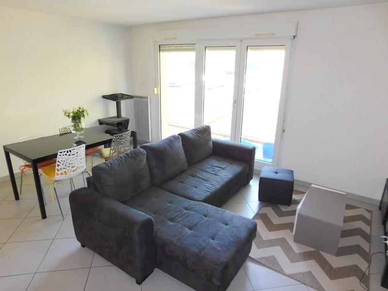 Toulouse Rangueil 31400 appartement T3 traversant lumineux, avec terrasse et une place de parking proche des facs photo 1