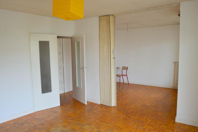 Toulouse 31400 Appartement T3/4 de 80 m2 avec garage privatif, une place de parking, terrasse,  balcon, cave photo 2