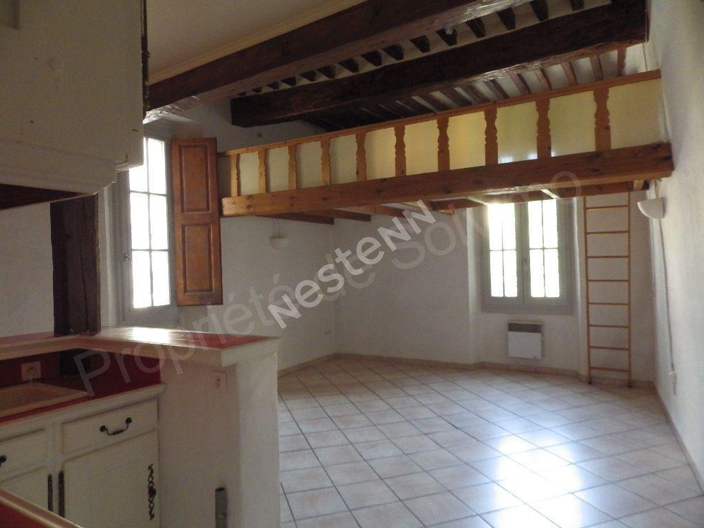 Appartement  1 pièce(s) 25 m2 sans vis à vis photo 1
