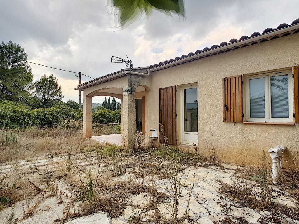 Villa T4 de plain pied mitoyenne en lotissement à Brignoles photo 1